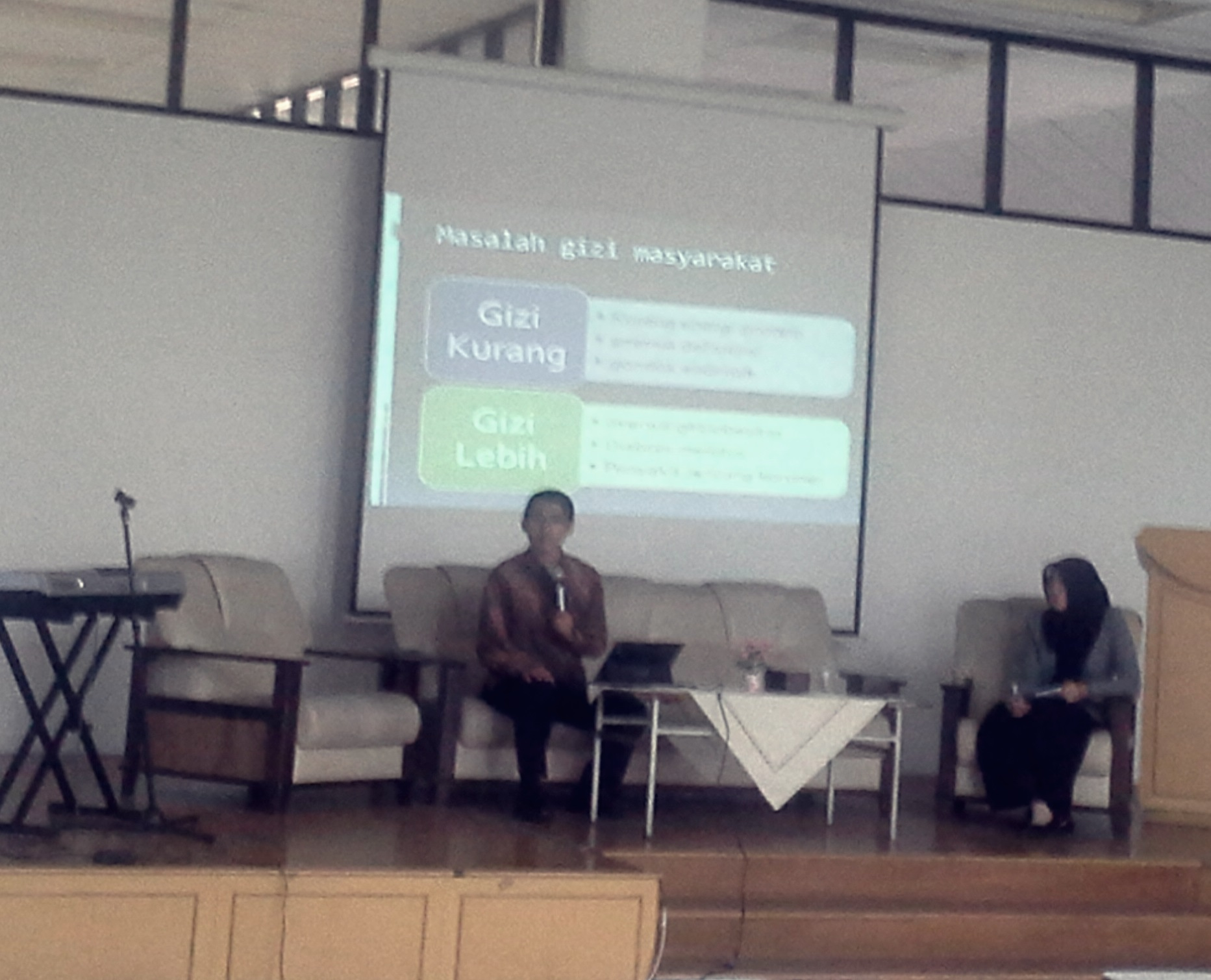 Itb Sehat Cerdaskan Generasi Muda Melalui Seminar Kesehatan