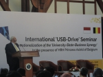 increasing-international-cooperation-queen-of-belgium-attended-seminar-on-innovation-at-itb