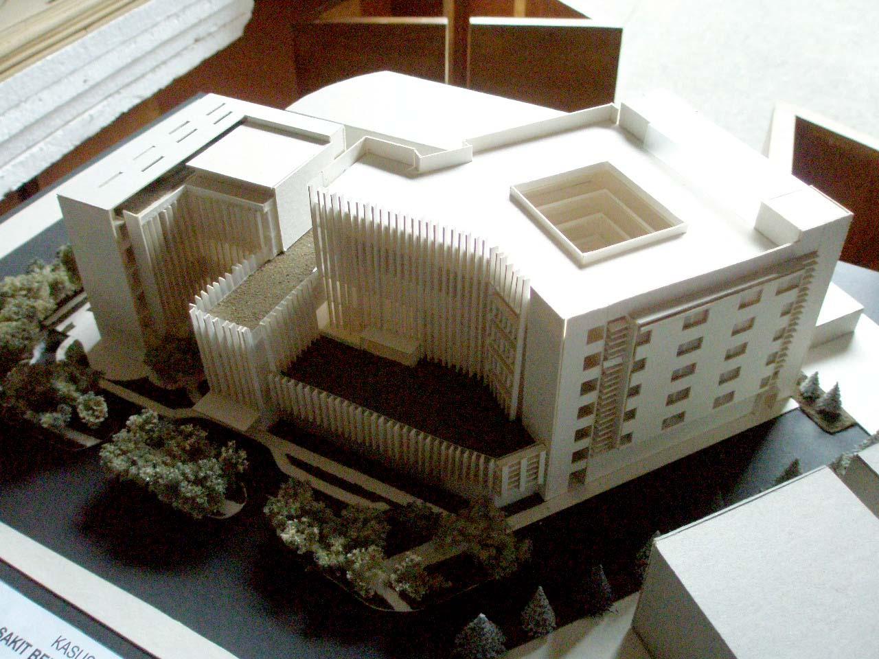 Warna Warni Pameran Dan Presentasi Tugas Akhir Arsitektur Untuk Wisuda April 2009 Institut Teknologi Bandung