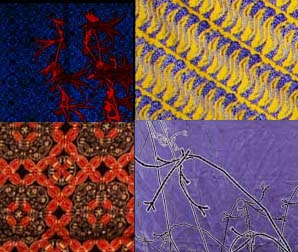 Mathematics in Batik Fractal