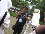 khatulistiwa-2010-solar-observation