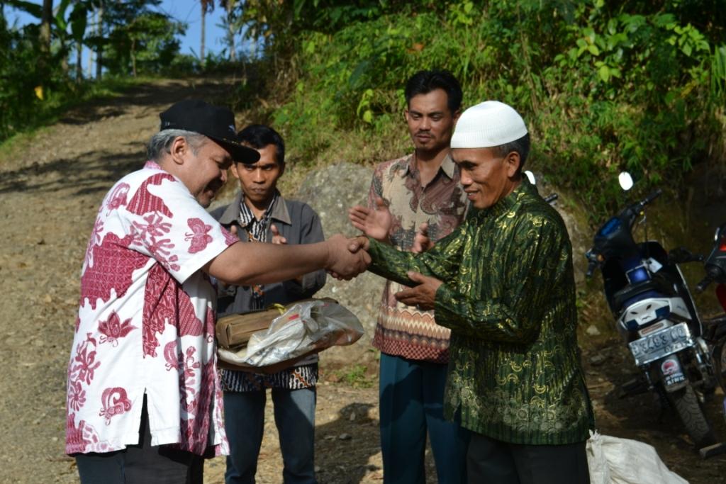 Penutupan KPM Tematik, Rektor Kunjungi Lokasi - Institut ...