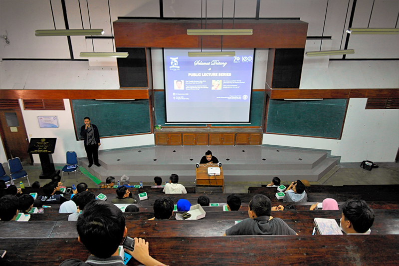 Bosscha Classroom 1201